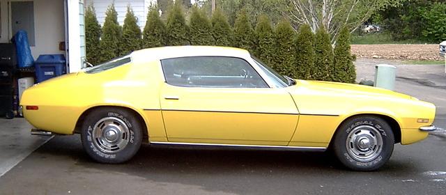 1970 Chevrolet Camaro - Pictures - CarGurus