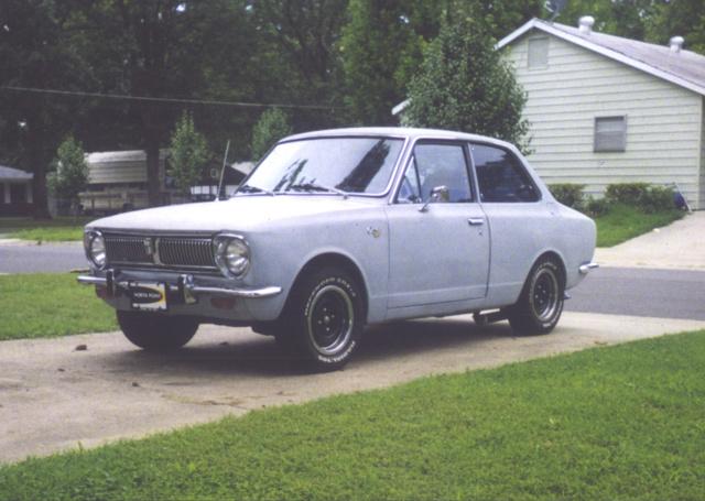 Corollanut's 1968 Toyota Corolla Coupe