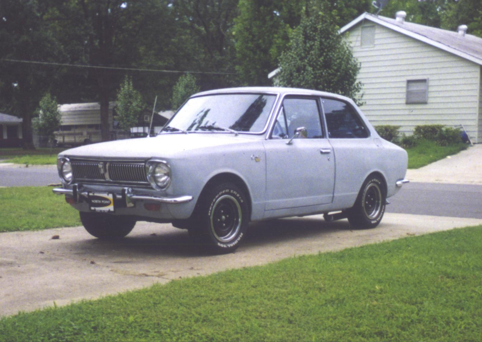 1969 Toyota Corolla Coupe, Corollanut's 1968 Toyota Corolla Coupe