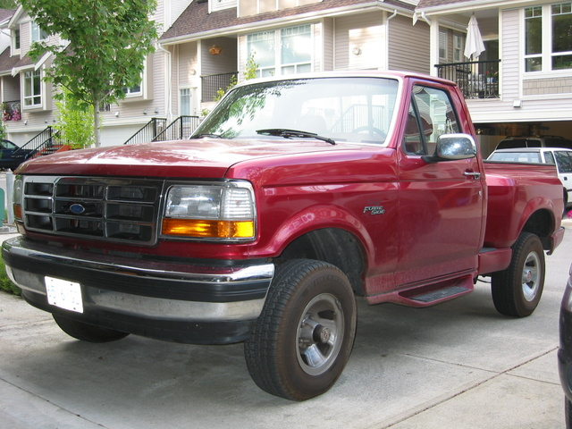 Picture of 1992 ford f 150 xl 4wd stepside sb