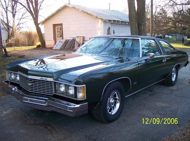 Picture of 1974 Chevrolet Impala, exterior, gallery_worthy