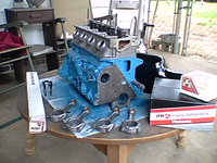 1969 Toyota Corolla Coupe, My new engine in the works..., gallery_worthy
