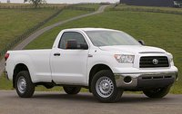 2007 Toyota Tundra 4X4 Regular Cab LB 4.7L, this is a pic of a 2007 toyota tundra , exterior, gallery_worthy
