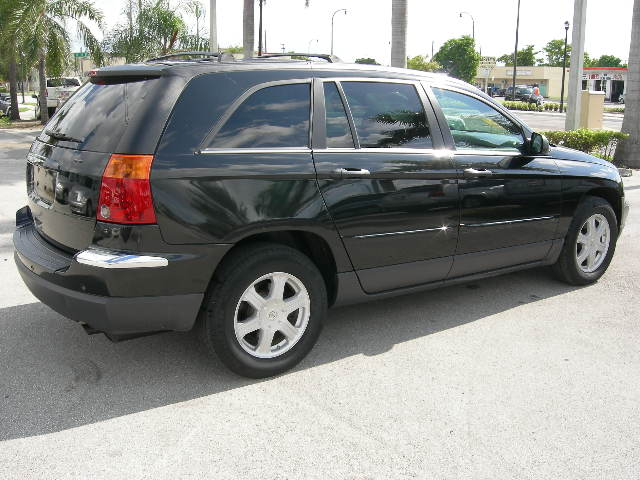 2005 chrysler pacifica touring awd picture of 2005 chrysler pacifica. Cars Review. Best American Auto & Cars Review