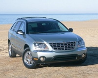 2004 Chrysler Pacifica Picture Gallery