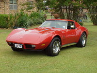 1975 Chevrolet Corvette Coupe, Restored 75 Corvette Stingray located in Arlington, Texas