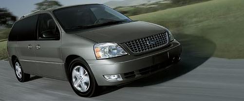 2007 Ford Freestar, exterior