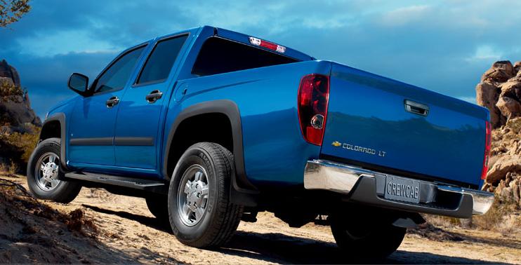 2007 Chevrolet Colorado Reviews Specs And Prices | Autos Post