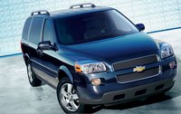 Chevrolet Uplander Overview