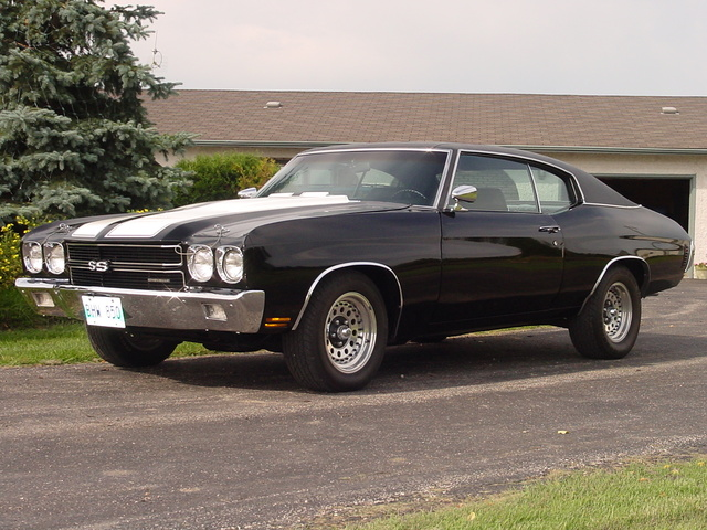 1970 Chevrolet Chevelle, 1970 Chevelle SS 396 TH400, gallery_worthy