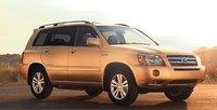 2007 Toyota Highlander, 07 Toyota Highlander, exterior