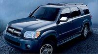 2005 Toyota Sequoia, 07 Toyota Sequoia, exterior, manufacturer