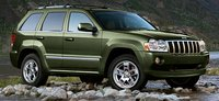 The 2007 Jeep Grand Cherokee, exterior, manufacturer