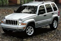 2007 Jeep Liberty Overview
