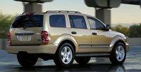 2007 Dodge Durango, 07 Dodge Durango, exterior, manufacturer