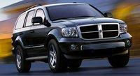 2007 Dodge Durango, The 07 Dodge Durango, exterior, manufacturer
