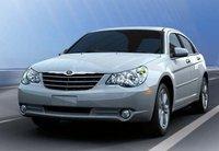 2007 Chrysler Sebring, 07 Chrysler Sebring, exterior, manufacturer
