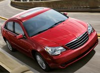 2007 Chrysler Sebring, The 07 Chrysler Sebring, exterior, manufacturer