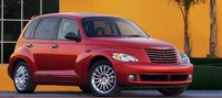 The 2007 Chrysler PT Cruiser, exterior, manufacturer