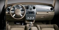 2007 Chrysler PT Cruiser Interior, interior, manufacturer
