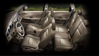 The 2007 Chrysler PT Cruiser Interior, interior, manufacturer
