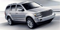2007 Chrysler Aspen, The 07 Chrysler Aspen, exterior, manufacturer