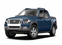 2007 Ford Explorer Sport Trac Overview