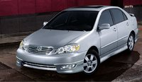 2007 Toyota Corolla Picture Gallery