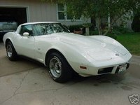 1978 Chevrolet Corvette Picture Gallery