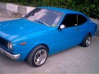 1974 Toyota Corolla Picture Gallery
