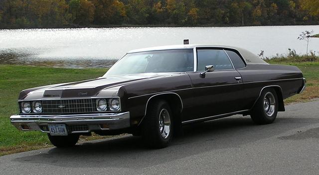 1973 Chevrolet Impala - Pictures - CarGurus