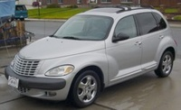 2002 Chrysler PT Cruiser Overview