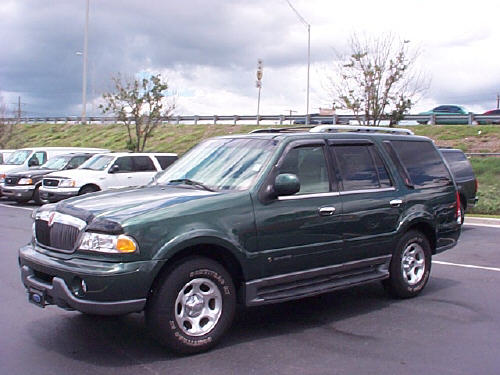 Picture of 2000 Lincoln Navigator 4 Dr STD SUV