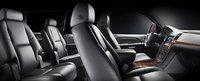 2007 Cadillac Escalade ESV interior, interior, manufacturer