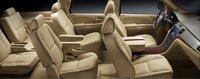 2007 Cadillac Escalade ESV, 07 Cadillac Escalade ESV interior, interior, manufacturer