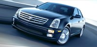 2006 Cadillac STS, The 2007 Cadillac STS, interior, manufacturer