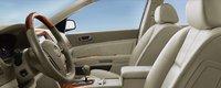 2007 Cadillac STS Interior, interior, manufacturer