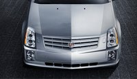 2007 Cadillac SRX front exterior, exterior, manufacturer, gallery_worthy