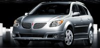 2008 Pontiac Vibe Overview
