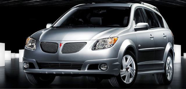 07 Pontiac Vibe