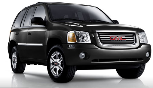 The 2007 GMC Envoy