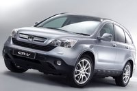 2007 Honda CR-V Overview