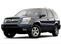 The 2007 Honda Pilot, gallery_worthy