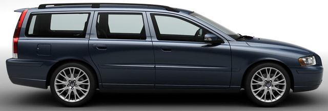 2007 Volvo V70 Overview Cargurus