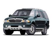 2001 Lincoln Navigator Overview