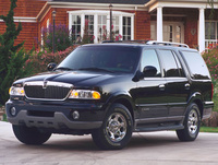 2001 Lincoln Navigator Base 4WD, Picture of 2001 Lincoln Navigator 4 Dr STD SUV