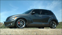 2004 Chrysler PT Cruiser Overview