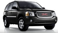 The 2007 GMC Envoy, exterior, manufacturer
