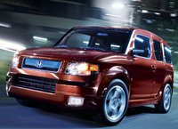 2007 Honda Element 2 Dr SC, The 2007 Honda Element SC, exterior