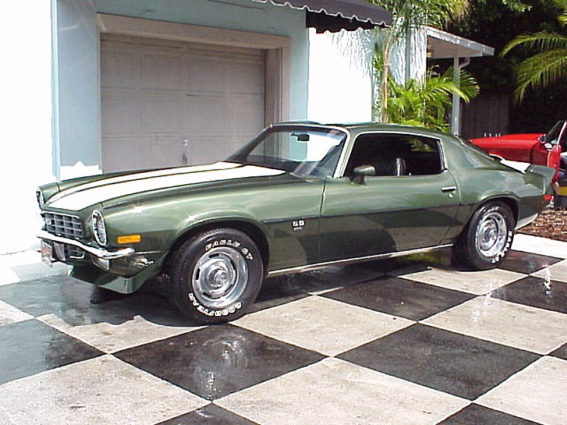 2nd Generation Camaros For Sale Autos Post